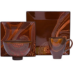 Red Vanilla Organic Dinnerware Colletion