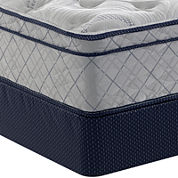 Serta® Perfect Sleeper® Sunridge Euro-Top Plush Mattress + Box Spring