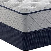 Serta® Perfect Sleeper® Rollingmead Plush - Mattress + Box Spring