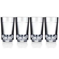 Drinique Unbreakable Elite Set of 4 Shot Glasses