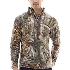 Medalist® Realtree™ Heatlock Fleece Thermal Pullover
