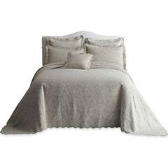 Royal Velvet® Coralie Damask Bedspread