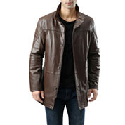 Momo Baby Chad Leather Car Coat