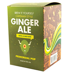 Copernicus Brew It Yourself: Ginger Ale Kit