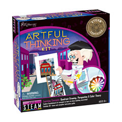 Great Explorations STEAM Learning System - Arts: Artful Thinking Kit