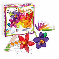 SentoSphere USA Crystal Flowers Creative Kit