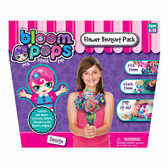 U-Create Bloom Pops - Flower Bouquet Pack