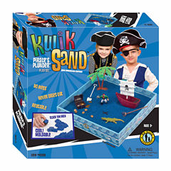 Be Good Company KwikSand Play Set - Pirate's Plunder