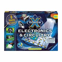 Ravensburger Science X Maxi - Electronics & Circuitry