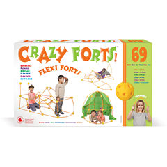 Crazy Forts Crazy Forts! - Flexi-Forts