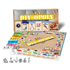 Late For The Sky D.I.Y.-opoly Game