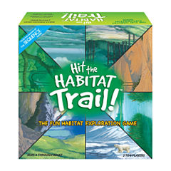 Jax Ltd. Hit the Habitat Trail Game