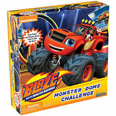 Briarpatch Blaze and the Monster Machines MonsterDome Challenge Game