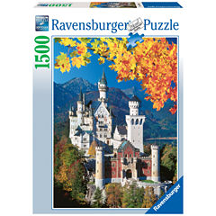 Ravensburger Neuschwanstein Castle: 1500 Pcs