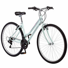 Pacific Womens Front Suspension Hybrid Bike