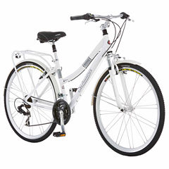 Schwinn Womens Front Suspension Hybrid Bike