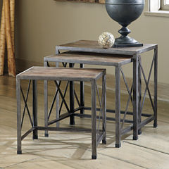 Signature Design by Ashley® Vennilux 3-pc. Nesting Tables