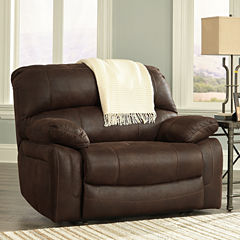 Signature Design by Ashley® Zavier Wide Seat Recliner