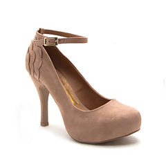 Qupid Trench-361 Womens Pumps