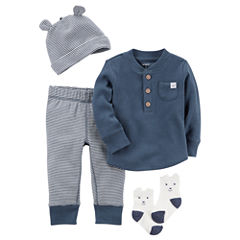 Carter's 4-pc. Layette Set-Baby Boys