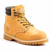 Dickies Raider Mens Slip Resistant Steel Toe Work Boots