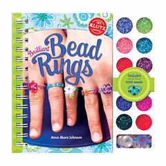 Klutz Brilliant Bead Rings