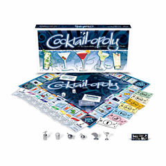 Late For The Sky Cocktail-opoly