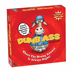 University Games Dumb Ass Board Game