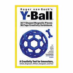 Creative Whack Company Y-Ball - Blue
