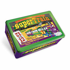 Puremco SuperTrain Dominoes Game