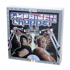 Pressman Toy American Chopper DVD Board Game