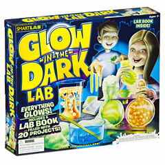 SmartLab Toys Glow in the Dark Lab