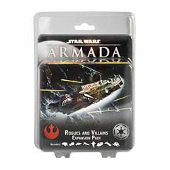 Fantasy Flight Games Star Wars: Armada - Rogues and Villains Expansion Pack