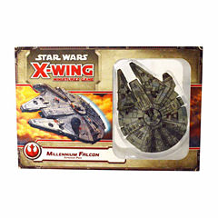 Fantasy Flight Games Star Wars X-Wing Miniatures Game - Millennium Falcon Expansion Pack