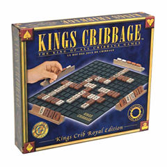 Everest Toys Kings Cribbage - Royal Edition