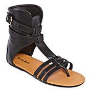 N.Y.L.A. Kurdai Gladiator Sandals