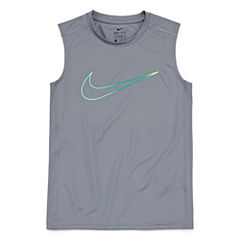 Nike Muscle T-Shirt - Big Kid Boys