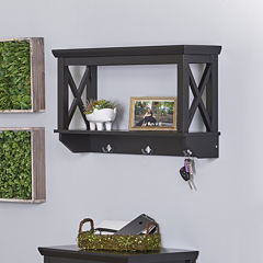 Riverridge Home 1-Shelf Bathroom Shelf