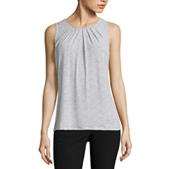 Worthington Knit Tank Top