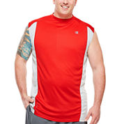Champion® Colorblock Muscle Tee - Big & Tall