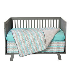 Trend Lab® Seashore Waves 3-pc. Crib Bedding Set