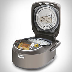 Zojirushi™ 10-Cup Induction Heating Pressure Rice Cooker and Warmer