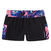 Reebok® Dance Tropic Shorts - Girls 7-16