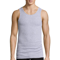 Gildan® 4-pk. Sleeveless Platinum Cotton A Shirts