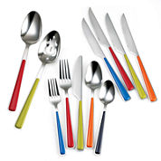 Fiesta® Merengue 50-pc. Set with Steak Knives - Service for 8