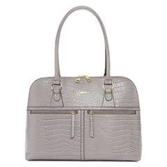 Liz Claiborne Teresa Laptop Tote Bag