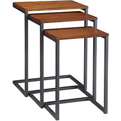 Emmit 3-pc. Nesting Table Set