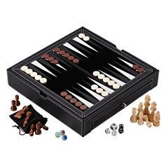 Mainstreet Classics Chess  Checkers  Backgammon Chinese Checkers