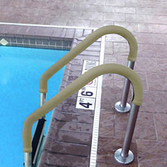 Blue Wave 10-ft Grip for Pool Handrails - Tan
