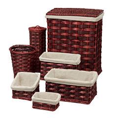 Honey-Can-Do® 7-pc. Wicker Basket Set